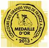 Médaille d'Or Macon 2013