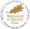Médaille de Bronze de Paris 2013